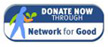 Donate via Network For Good